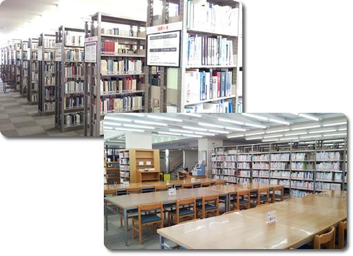 写真:総合図書館